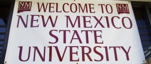 Welcome to New Mexico State University